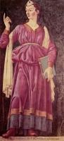 Kumská Sibyla - Andrea del Castagno
