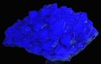 Modrý fluorit