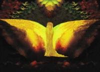 Andělská pomoc, obraz
