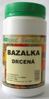 Bazalka drcená