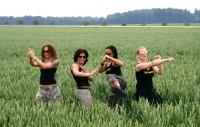 Bojovné ženy
