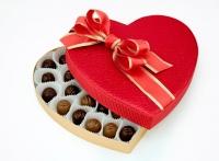 Čokoládové srdíčko