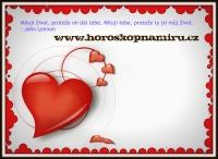 Horoskopy lásky