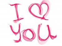 Láska - I love you