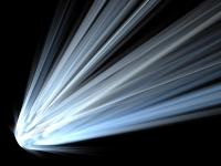Ilistrační obrázek - Kometa