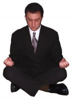 Meditace při práci