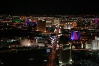 Noční Las Vegas
