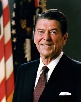 Ronald Reagan, horoskopy