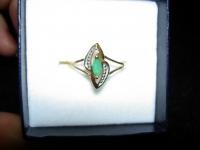 Smaragd prsten