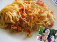 Špagety alá Míša