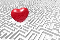 Srdce, Labyrint