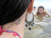 Tetování na krku