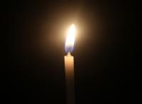 Tma, svíce