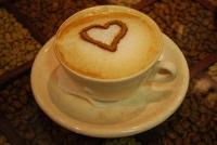 Valentýnská káva