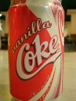 Vanilková Coca Cola