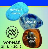 Kameny pro Vodnáře