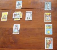 Výklad karet - září