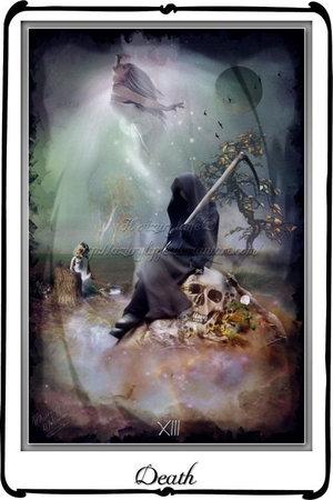 Osud 6 Tydne Tarotova Karta Smrt Horoskopy Na Miru