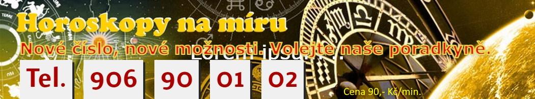 Horoskopy na míru